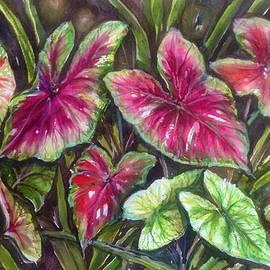 Katerina Kovatcheva - Flowers from my garden