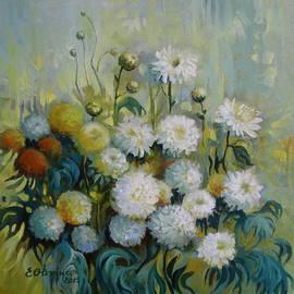 Elena Oleniuc - Flowers Garden