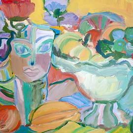 Brenda Ruark - Flowers in Her Hat