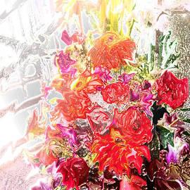 Uma Krishnamoorthy - Flowers series 2