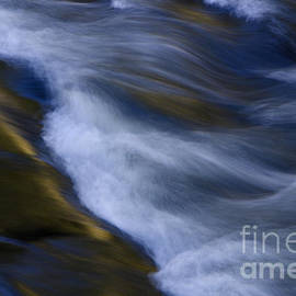 Bob Christopher - Flowing Water Abstract 3