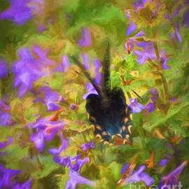 Kerri Farley - Flutter In The Ground Ivy