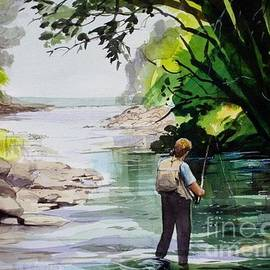 Bruce Repei - Fly Fishing