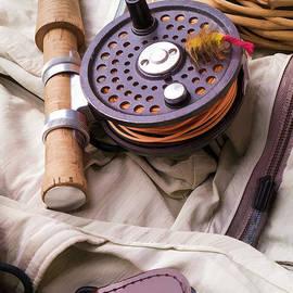Edward Fielding - Fly Fishing Still Life