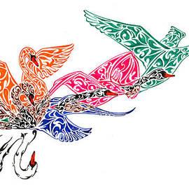 Anushree Santhosh - Fly High