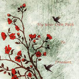 Georgiana Romanovna - Fly Your Way To Freedom