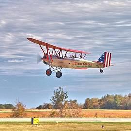 Gordon Elwell - Flying Circus Barnstormers