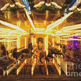 Iryna Irkin - Flying horses carousel