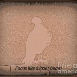 Bobbee Rickard - Focus Like A Lazer Beam