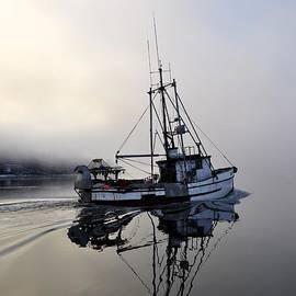 Cathy Mahnke - Fog Bound