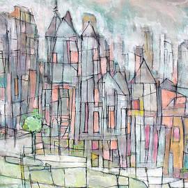 Hari Thomas - Fog Rollin in over the City