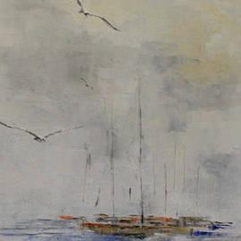 Steve Knapp - Fog Lifting