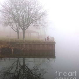 Marcel  J Goetz  Sr - Fog People