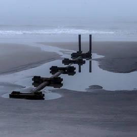 Charles A LaMatto - Fog Rolling in AC Beach