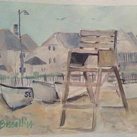 Mickey Bissell - Foggy 45th street