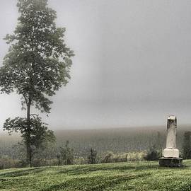Dan Sproul - Foggy Cemetery