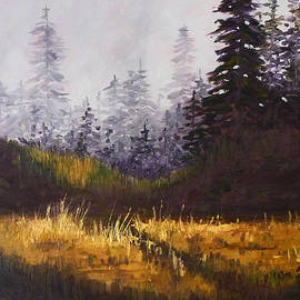 Nancy Merkle - Foggy Morning