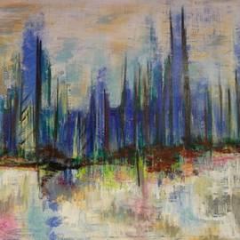 Karen Butscha - Foggy River Morning