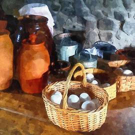 Susan Savad - Food - Baskets of Eggs