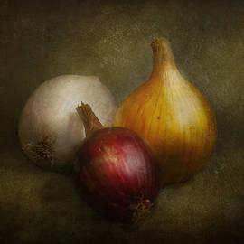 Mike Savad - Food - Onions - Onions