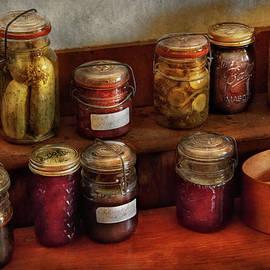 Mike Savad - Food - Preserving History