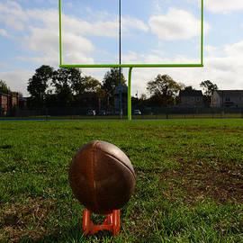 Paul Ward - Football - The Kickoff
