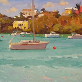 Dianne Panarelli Miller - For Sail