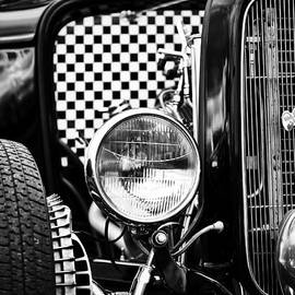 Tim Gainey - Ford Dragster Monochrome