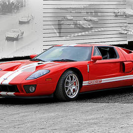 Christopher McKenzie - Ford GT and GT40 Memories