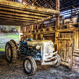 Debra and Dave Vanderlaan - Ford in the Barn