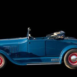 John Haldane - Ford Model A Convertible