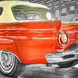 John Straton - Ford Thunderbird 4 Red