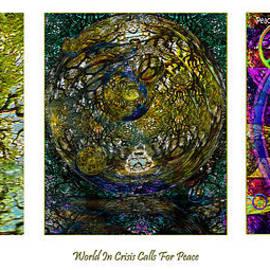 Michele  Avanti - Forest Altar World Crisis Peace