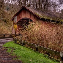 HW Kateley - Forest Covered Bridge