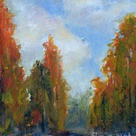 Patricia Caldwell - Forest Edge