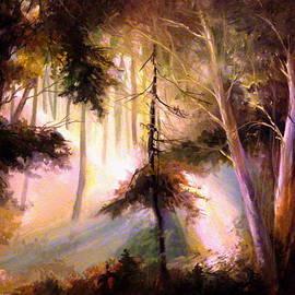 Mikhail Savchenko - Forest Forest Forest