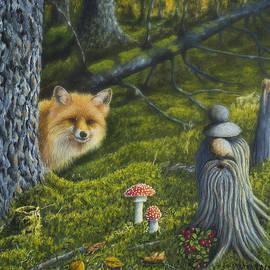Veikko Suikkanen - Forest life