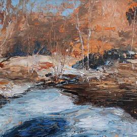 Ellen Vestergaard - Forest scene