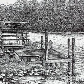 Janet Felts - Forgotten Dock