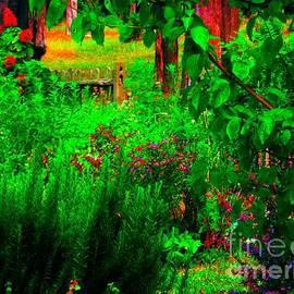 Annie Zeno - Forgotten Garden