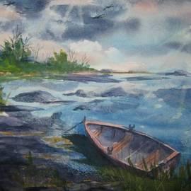 Ellen Levinson - Forgotten Rowboat