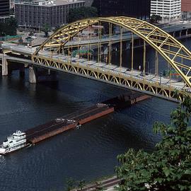 Cyril Furlan - Fort Pitt Bridge Pittsburgh