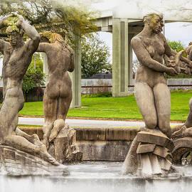 Steve Harrington - Fountain of the Four Winds