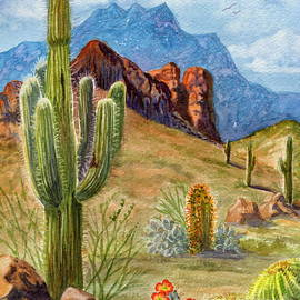Marilyn Smith - Four Peaks Vista