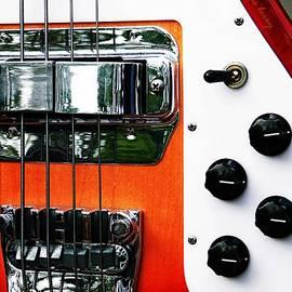 Chris Berry - Four String Rickenbacker Bass