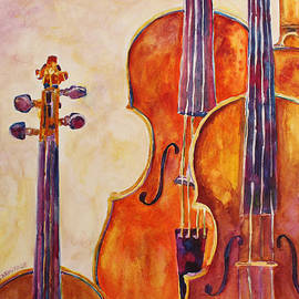 Jenny Armitage - Four Violins