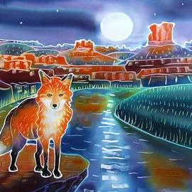 Harriet Peck Taylor - Fox in the Moonlight
