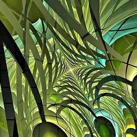 Doug Morgan - Fractal Greenhouse