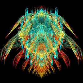 Mike Savad - Fractal - Insect - I found it in my cereal