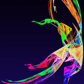 Susan Savad - Fractal - Russian Dancer